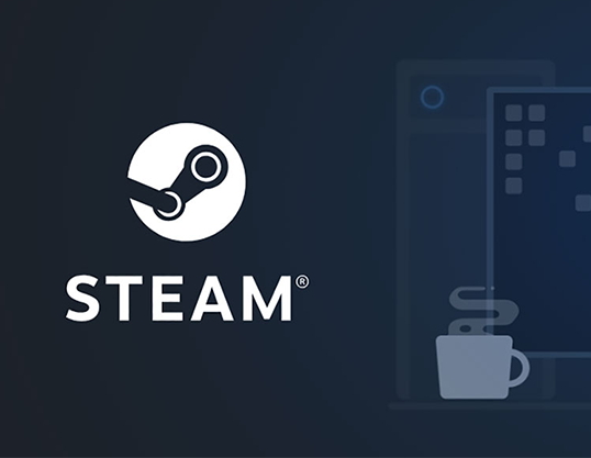 Steam logo illustration for a guide
