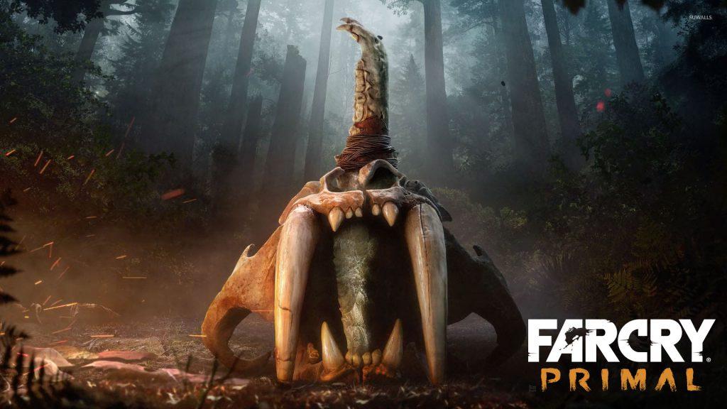 Far Cry Primal's Totem